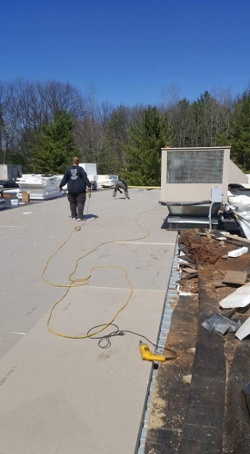 Haverhill MA Commercial Roof Company - Constitution Contracting - FB_IMG_1507114044505