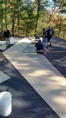 Leominster MA Commercial Roof Contractor - Constitution Contracting - FB_IMG_1507114146298