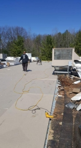 Lawrence MA Commercial Roof Company - Constitution Contracting - FB_IMG_1507114044505