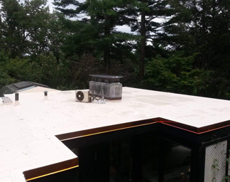 Commercial Roofing: Lowell MA Industrial Roofers