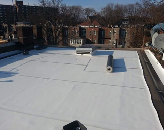 Roofing in Waltham MA - Constitution Contracting - repair1